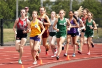 Gallery: Girls Track West Central District T&F Championships